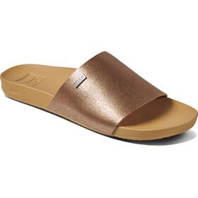 Reef Cushion Scout Sandals Women, beige/marrón